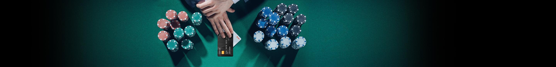 Iemaksas un izmaksas licenzētos kazino