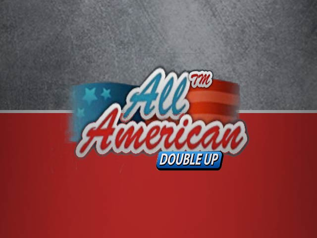 Video pokers All American Double Up