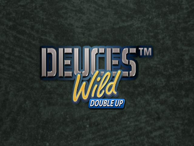 Video pokers Video pokers Deuces Wild